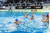 Milan , October 11:   D.  Filipovic ( Bpm Sport Management ) Shooting The Ball