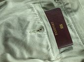Pant And Passport