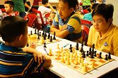Asian Children, Chess Compete, Intelligence Sport