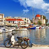 colors of Greece series-Aegina island