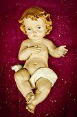 Baby Jesus Christ Figure