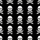 Pirate Skull Pattern