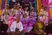 Shinbyu: Becoming A Novice In Myanmar