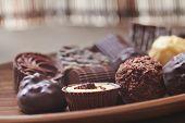 chocolate sweets