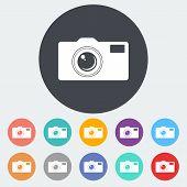 Icon camera.