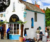 Dr Martens shop, Portmeirion