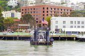 Alcatraz Pier 33, San Francisco
