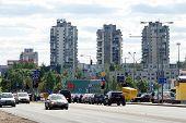 Vilnius City Ukmerges Street View