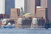 Rowes Wharf, Boston, USA