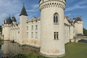 Castle Chateau Dissay France