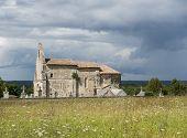 Church Le Meillac Gours