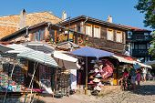Small Souvenir Shops In Old Nessebar,  Bulgaria