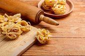 Pasta Tagliatelle