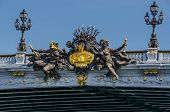 Alexander Iii Bridge Decoration