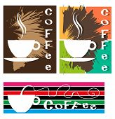Cup (mug) of hot drink (coffee)