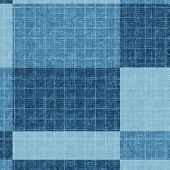 Old, grunge background texture. With blue patterns