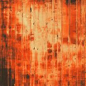 Vintage texture ideal for retro backgrounds. With yellow, brown, red, orange patterns
