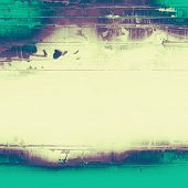 Grunge texture for background. With yellow, violet, green patterns