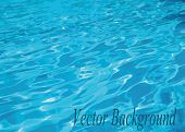 Vector water sea