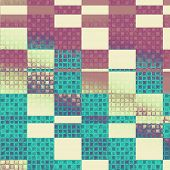 Old Texture or Background. With yellow, brown, purple, green patterns