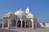 Hindu Temple In Porbandar