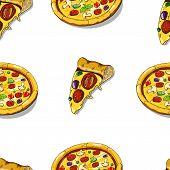 Pizza seamless