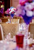 Luxury Wedding Banquet At Restaurant