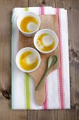Baked Organic Eggs With Butter