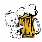 Baby & Beer
