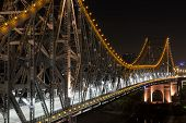 pic of bridge  - The Story Bridge is a heritage - JPG