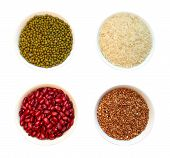 foto of mung beans  - Buckwheat - JPG