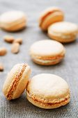 Macaron With Cream Cheese