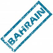 Bahrain rubber stamp