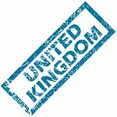 United Kingdom rubber stamp