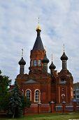 Church Transfiguration Of The Savior In Bryansk
