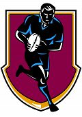 Rugby-player-run-pass-ball-frnt