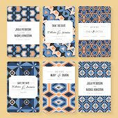 Save The Date card collection