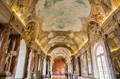 Salle Des Illustres In The Capitole The Toulouse