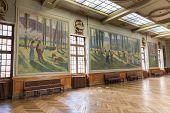 Salle Henri Martin In The Capitole De Toulose