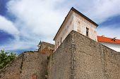 Palanok Castle (or Mukachevo Castle, Ukraine, Built In 14Th Century)