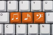 Постер, плакат: Getting Your Music Online