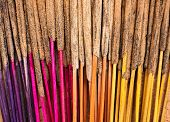 Colorful Incense Stick