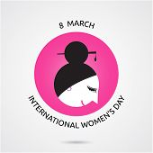 8 March, International Women's Day.