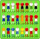 national teams of European football-1
