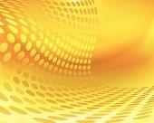 Gold Ornate Background Design Templates
