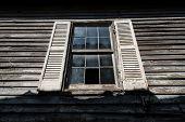 Old Natchez Window