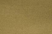 Ocher Knitted Background Pattern