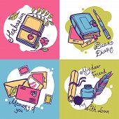 Diary Design Concept