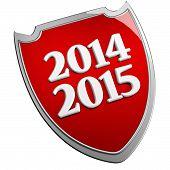 2014 2015 Shield