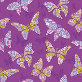 Decorative Flying Butterfly